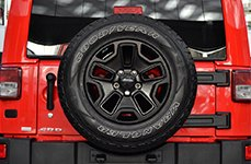 GOODYEAR® - Tires on Jeep CRD