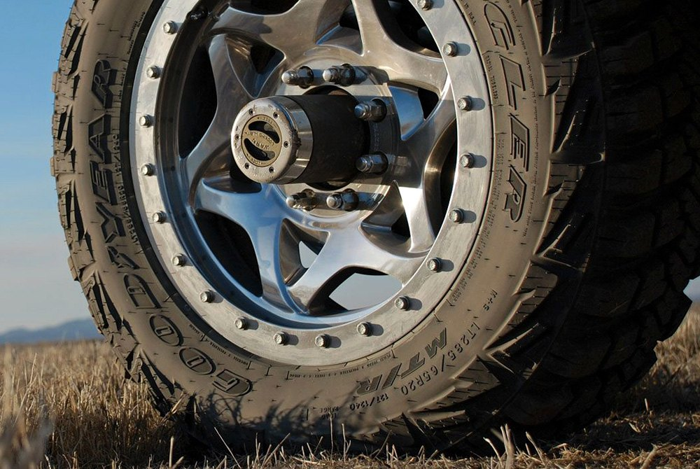 285 60r20 In Inches >> Goodyear™ | Tires — CARiD.com