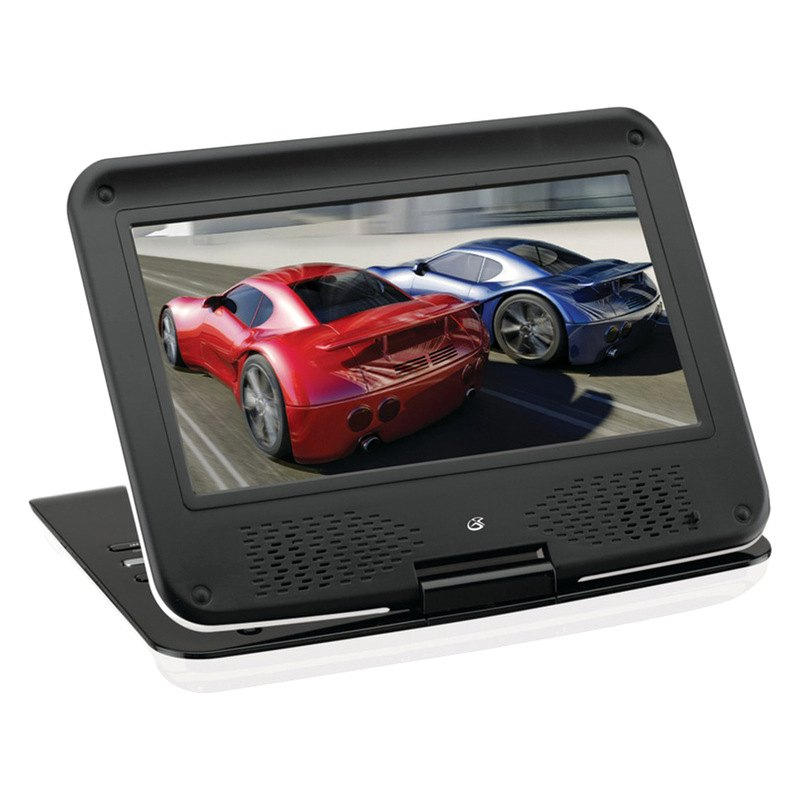 Portable dvd player gpx