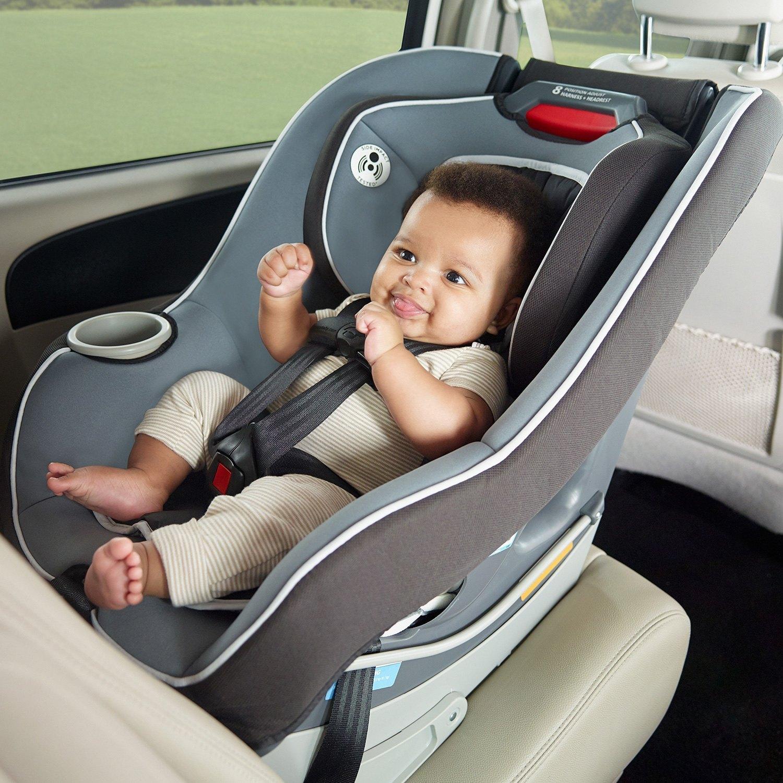 Seatgraco Baby Contender Glacier Style 65 Convertible Car
