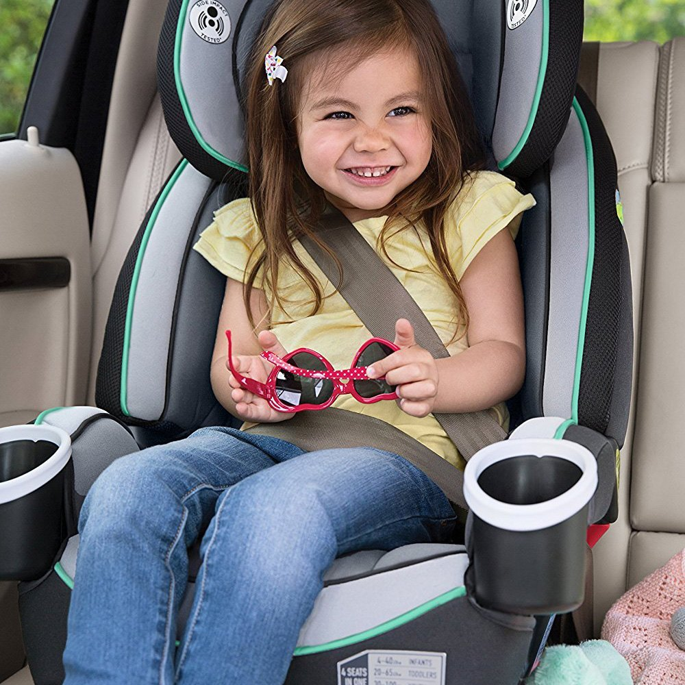 Graco Baby® - 4Ever™ All-in-1 Car Seat