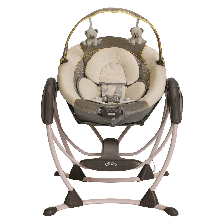 Baby Glider Nursing Chair Glider Rocker Ottoman Baby Furniture