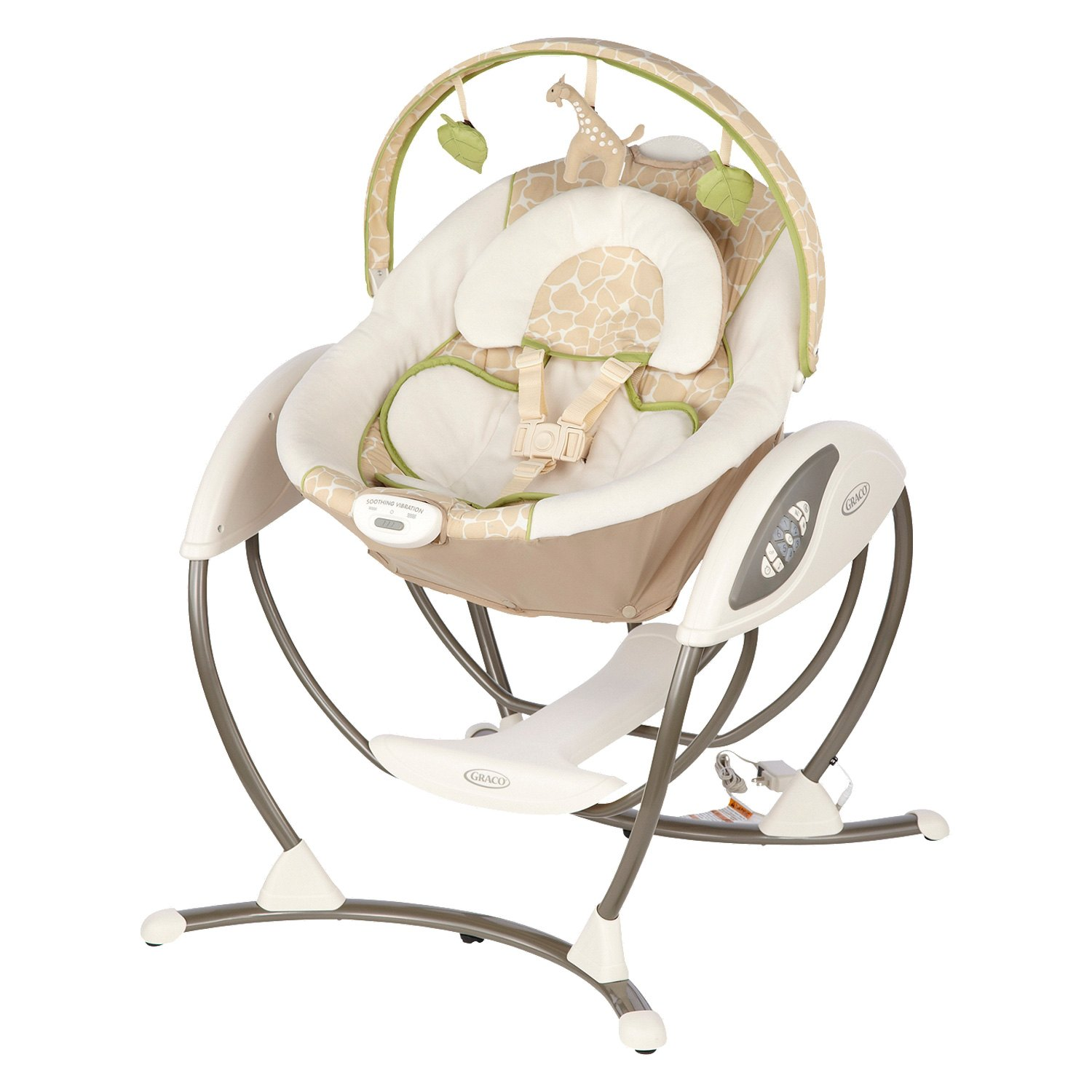 Question About Swings BabyCenter Graco Soothing System Glider