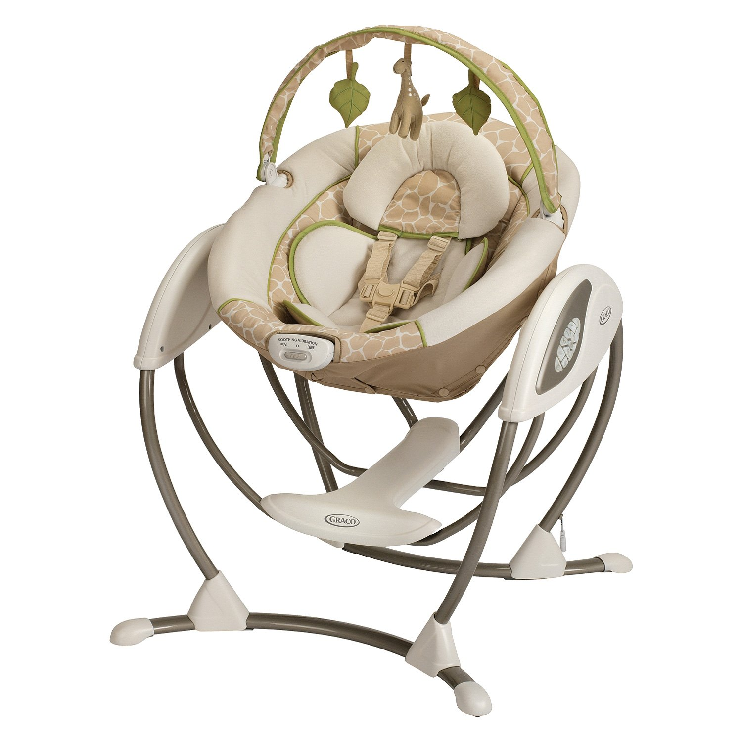 Graco Baby 174 Glider Lx Gliding Swing Bassinet