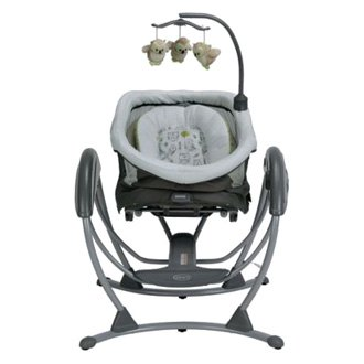 Graco Baby Dreamglider Percy Style Gliding Swing Sleeper