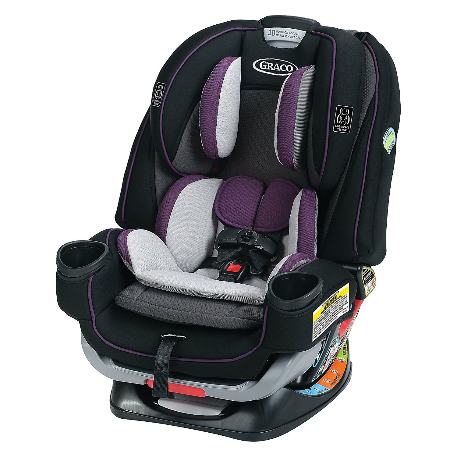 Graco Baby® - 4Ever™ Extend2Fit™ All-in-One Car Seat
