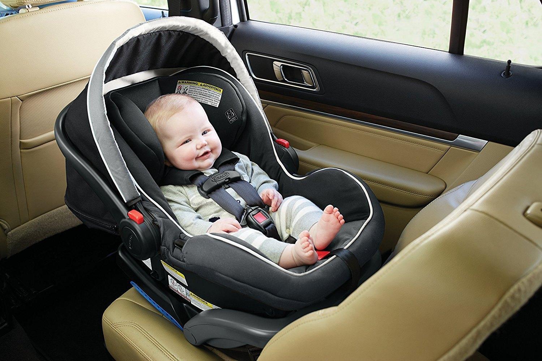 Graco Baby Snugride Snuglock 35 Elite Infant Car Seat