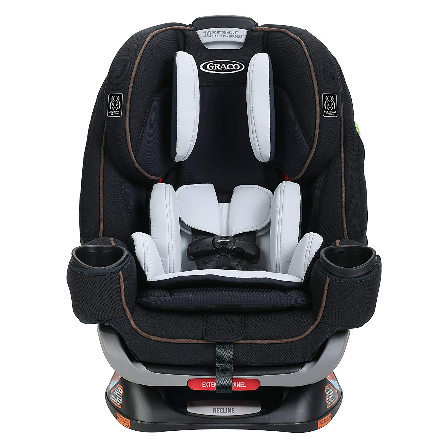 4Ever™ Extend2Fit™ All-in-One Car Seat