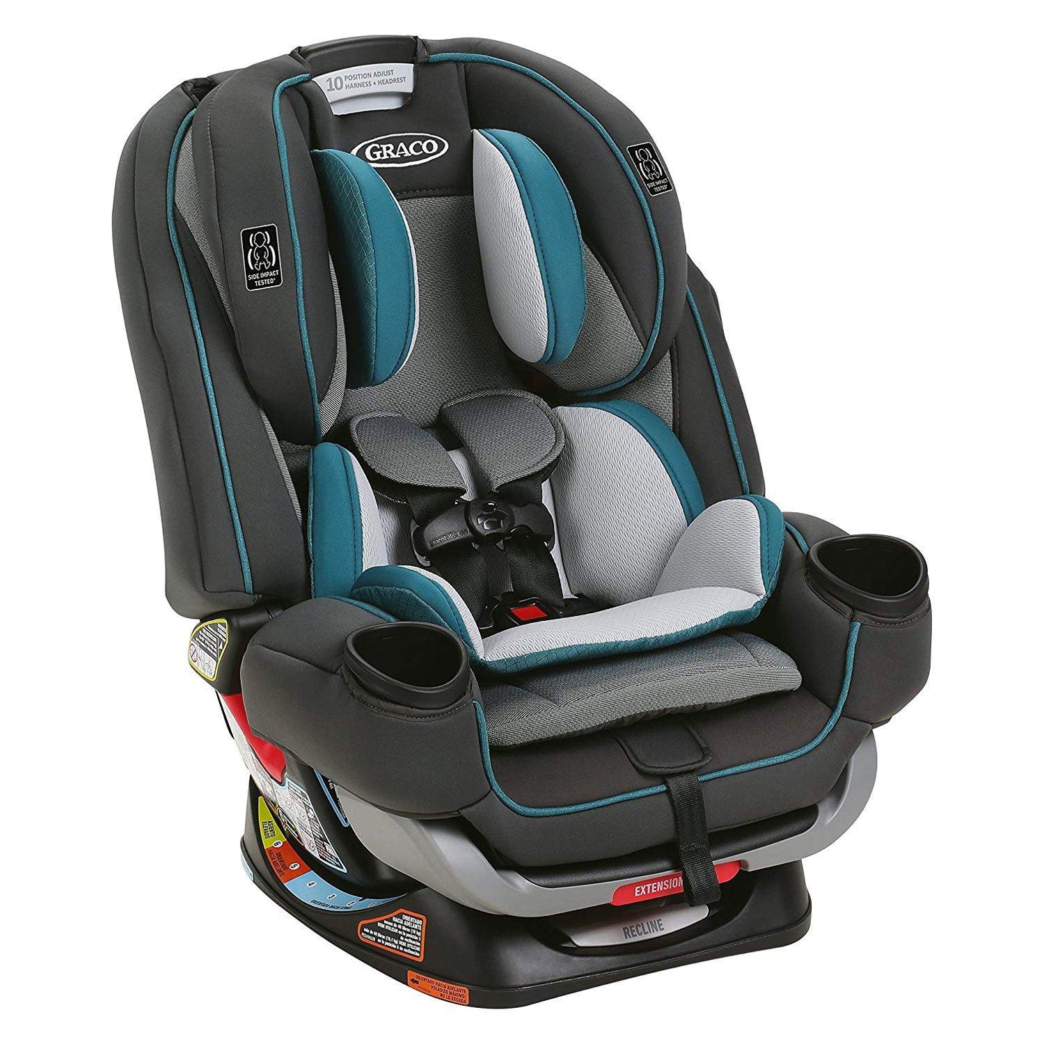 Graco Baby® 2048763 - 4Ever™ Extend2Fit™ Seaton Style All ...