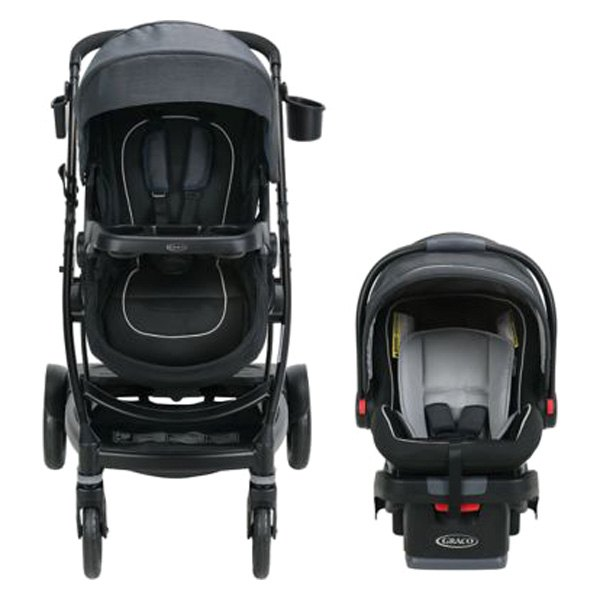 Graco Baby 174 2065075 Uno2duo Reece Style Travel System