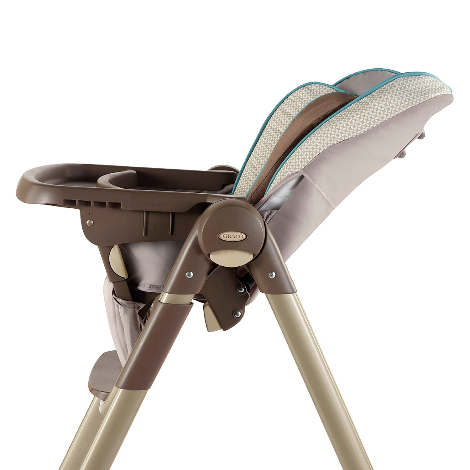 Graco Baby Slim Spaces™ Manor Style Highchair