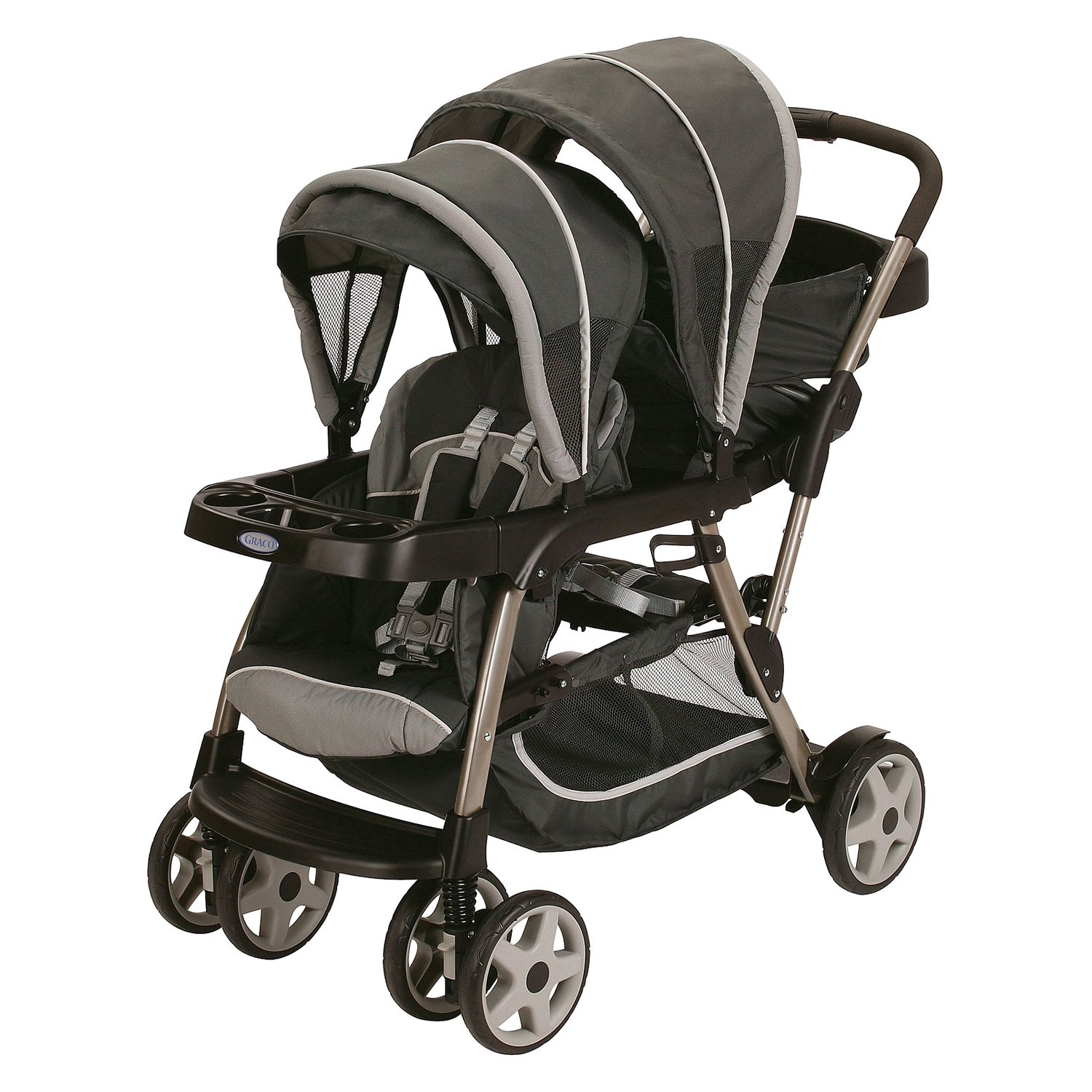 Graco Baby Ready2Grow™ Glacier Style Connect LX Stroller