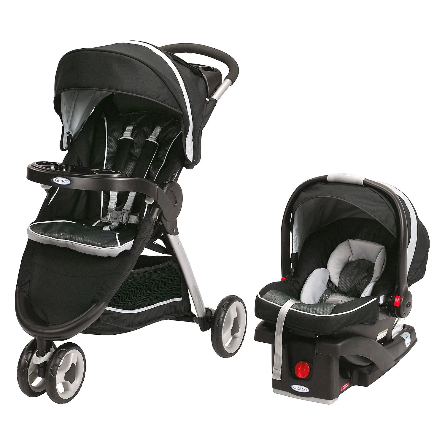 Graco Baby 174 Fastaction Fold Sport Click Connect Travel