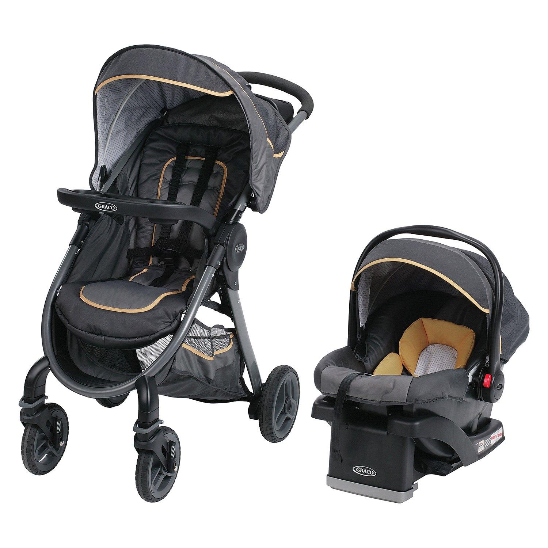 Graco Baby FastAction™ Sunshine Style Fold 2 0 Travel System