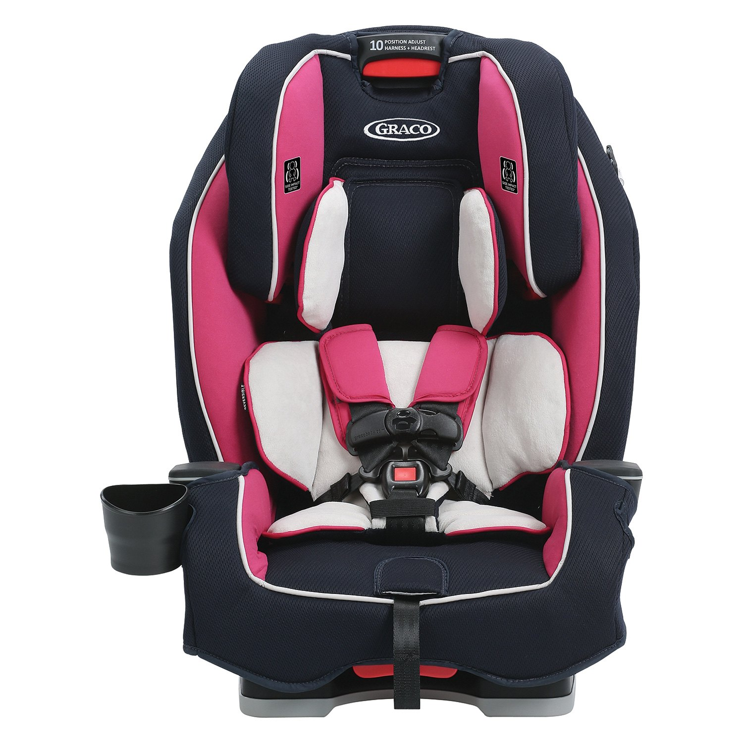Graco Baby® 1946247 - Milestone™ Ayla Style All-in-1 Car Seat