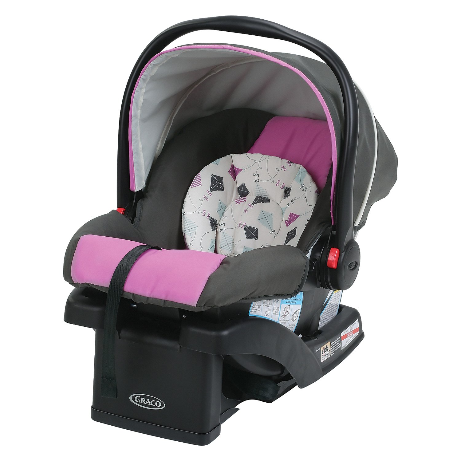 Graco Baby Snugride Connect Infant Car Seat