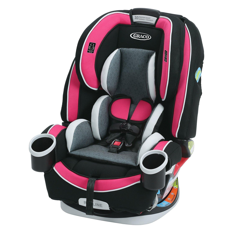 Graco Baby 1943788 - 4Ever Azalea Style All-in-1 Car Seat ...