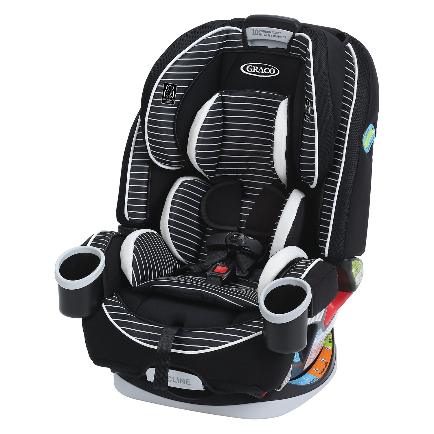 graco baby 1943812 4ever studio style all in 1 car seat. Black Bedroom Furniture Sets. Home Design Ideas