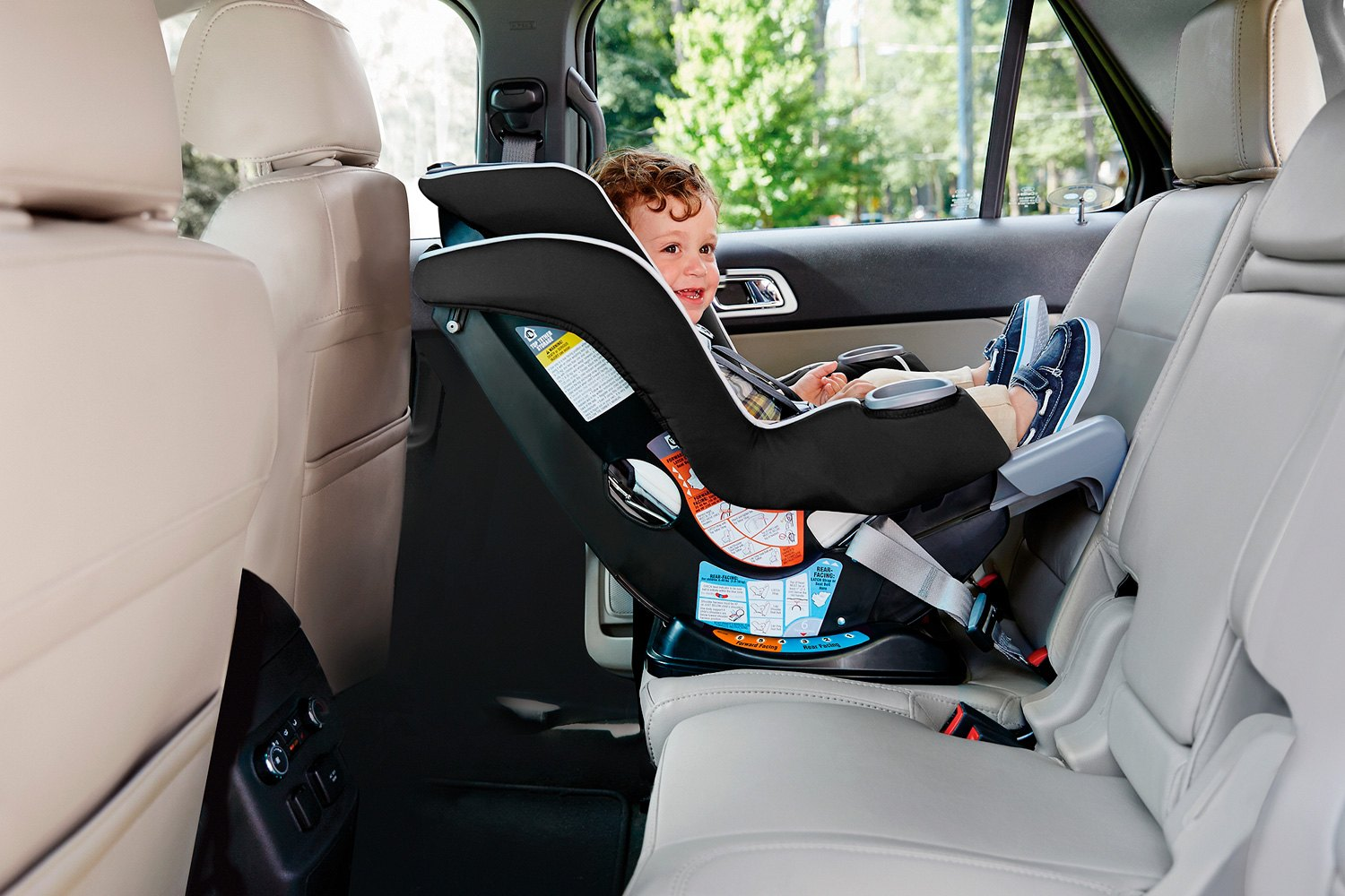 extend2fit convertible car seat gotham graco. Black Bedroom Furniture Sets. Home Design Ideas