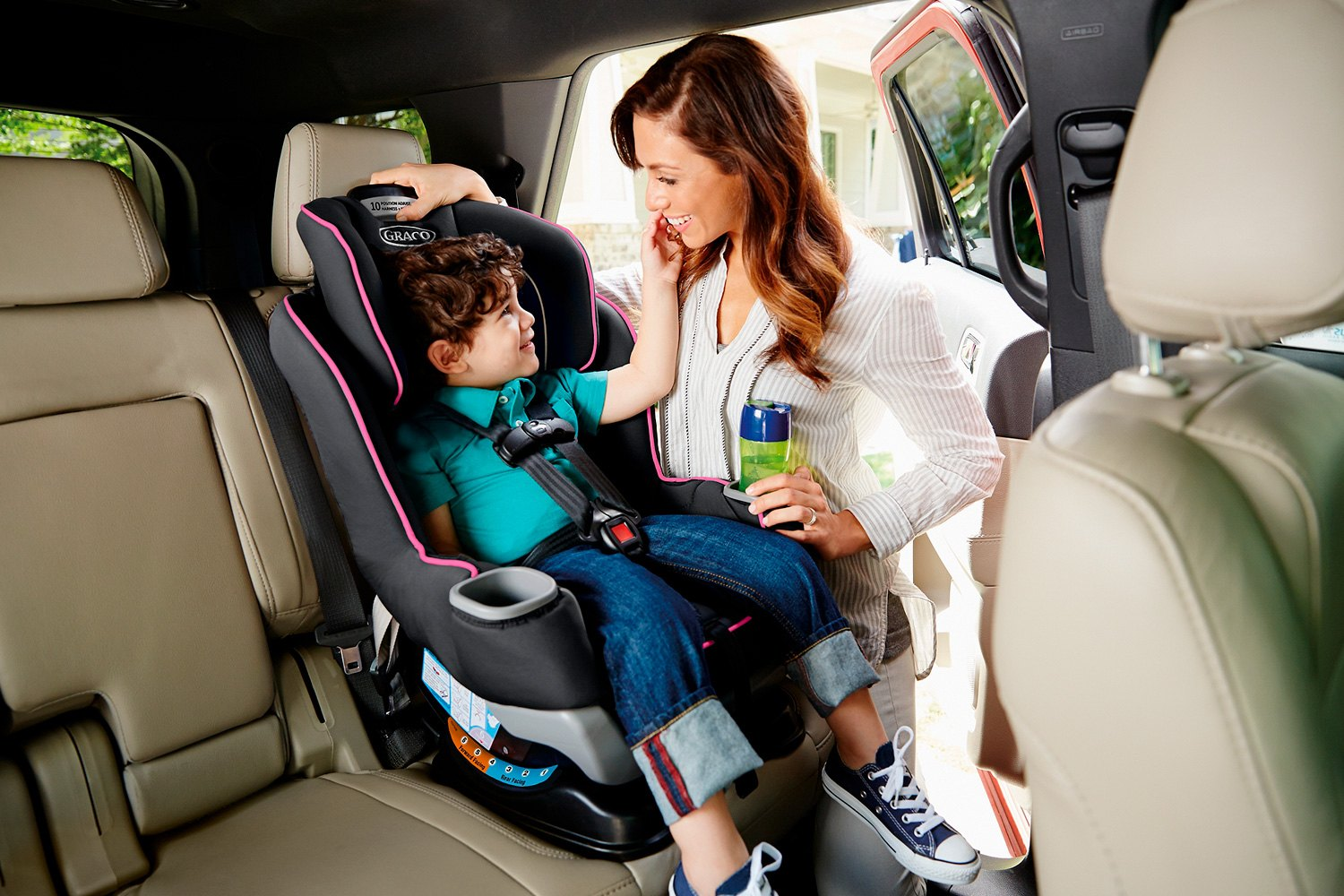 Car Seat Height And Weight Laws