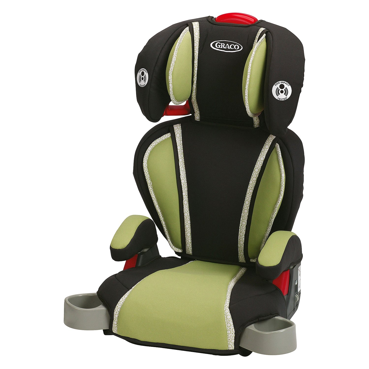 Graco Baby® 1893811 - Highback TurboBooster™ Go Green Style Car Seat