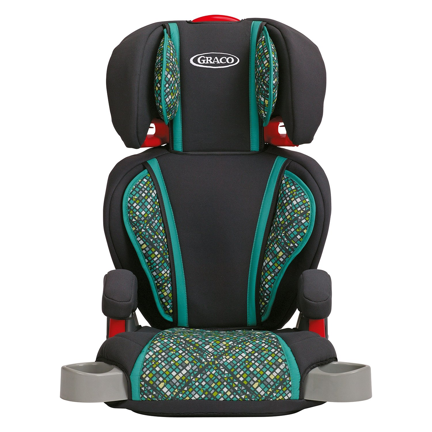 Graco Baby® 1834909 - Highback TurboBooster™ Mosaic Style Car Seat