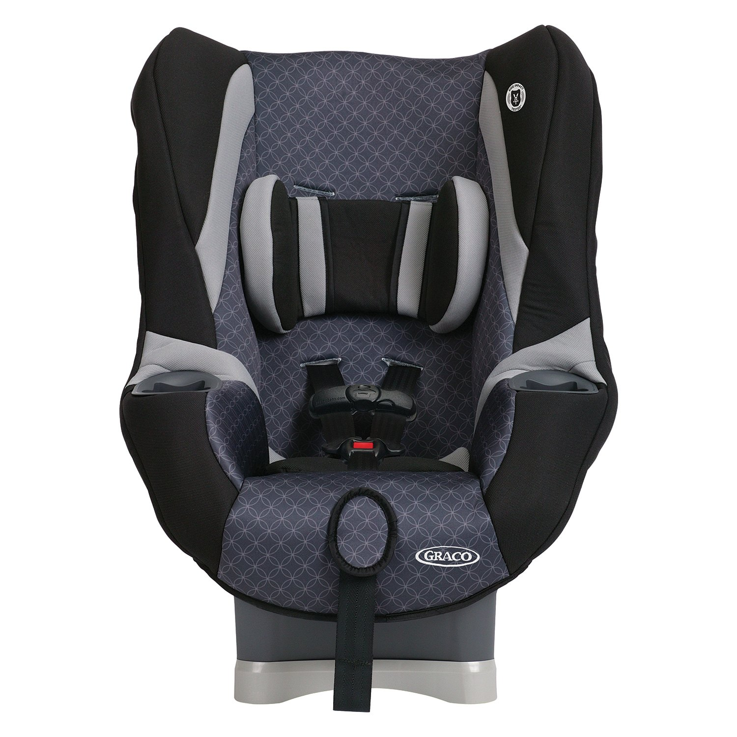 graco baby 1813074 my ride coda style 65 lx convertible car seat. Black Bedroom Furniture Sets. Home Design Ideas