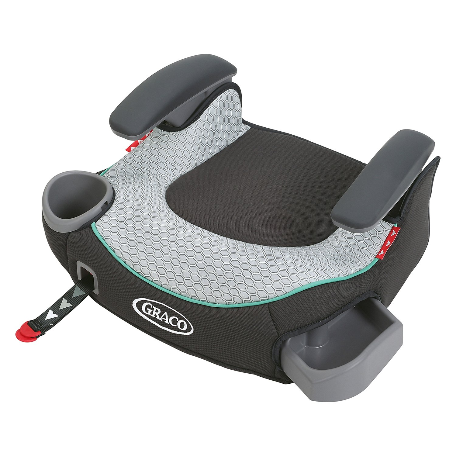Booster Car Seat With Latch System