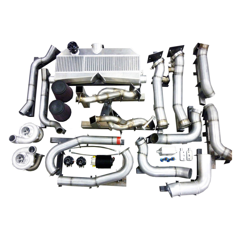 Ls1 Engine Twin Turbo: 170105 Granatelli Motor Sports