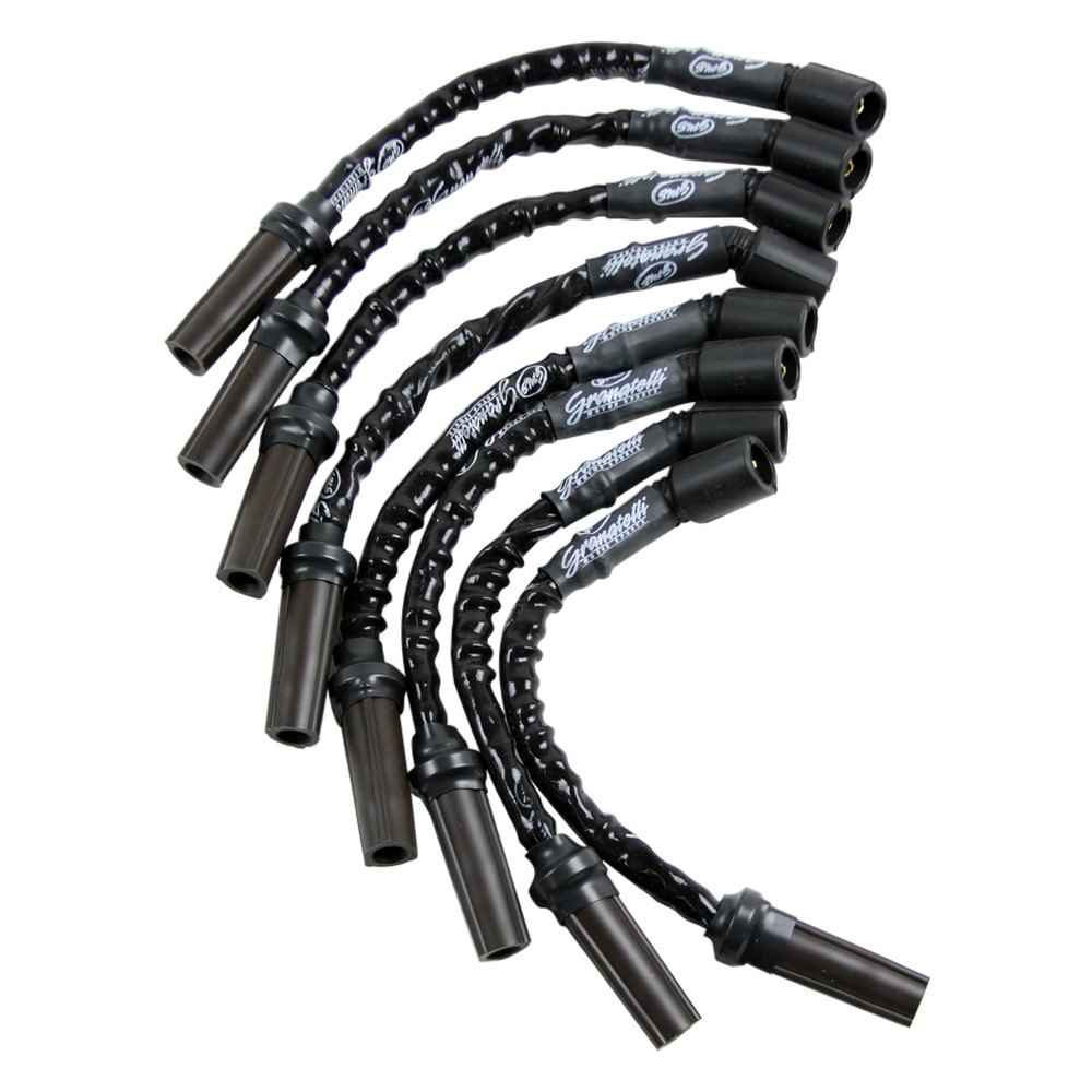 Details about For Chevy Camaro 16-18 High Temperature Spark Plug Wire on
