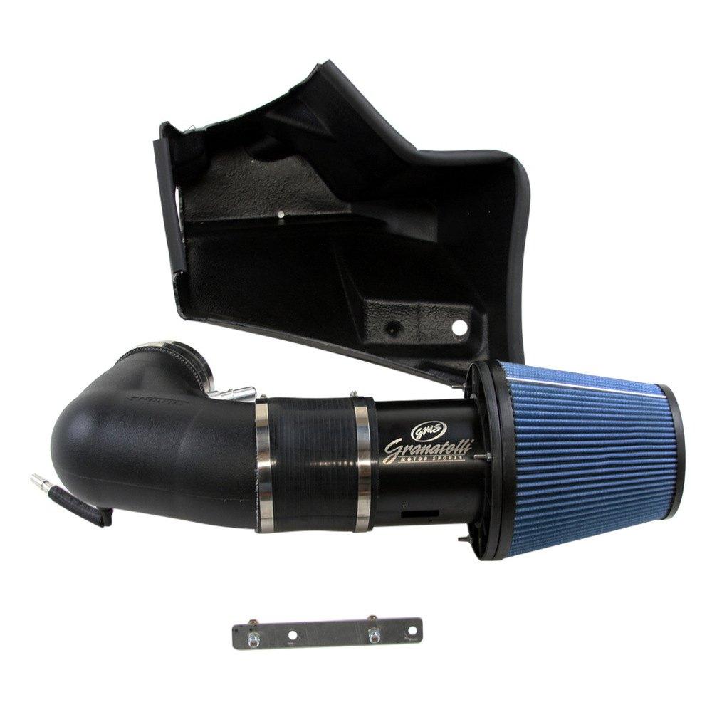 granatelli motor sports ford mustang 5 0l 2016 black