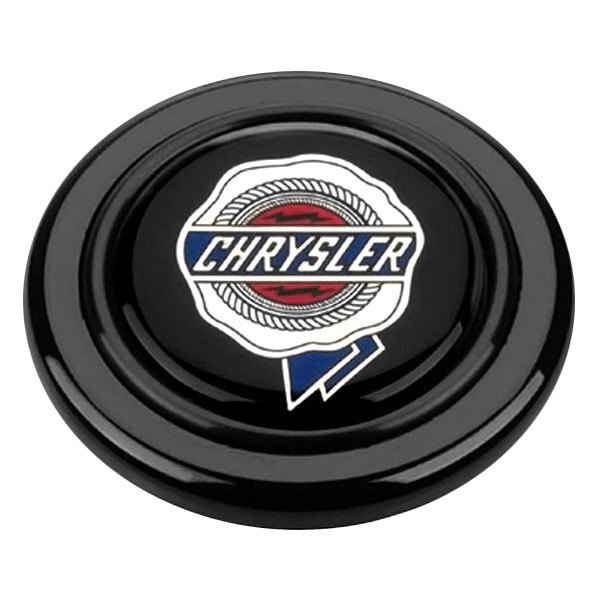 Signature Style Horn Button With Chrysler Emblem
