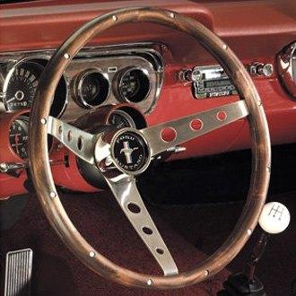 Grant Classic Nostalgia Perforated Spoke Wooden Steering Wheel