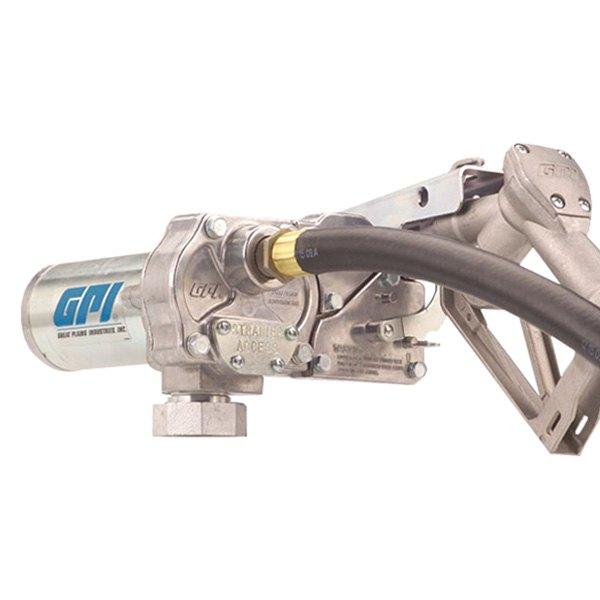 Gpi 110000 107 m 150s economy fuel pump for Gpi fuel pump motor