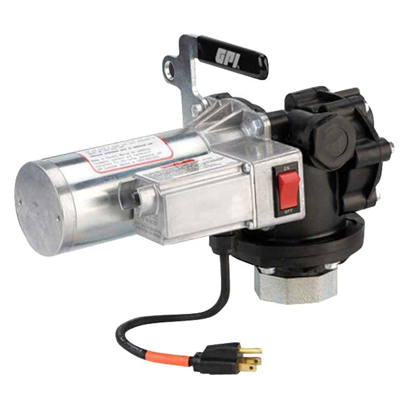 Transfer Pump: International 4300 Fuel Transfer Pump