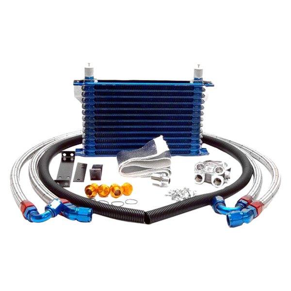 Oil Cooler Kit : Greddy oil cooler kit