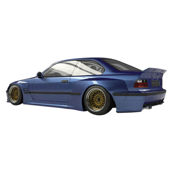BMW 318is / 323is / 328is / M3 Coupe 1998 Pandem