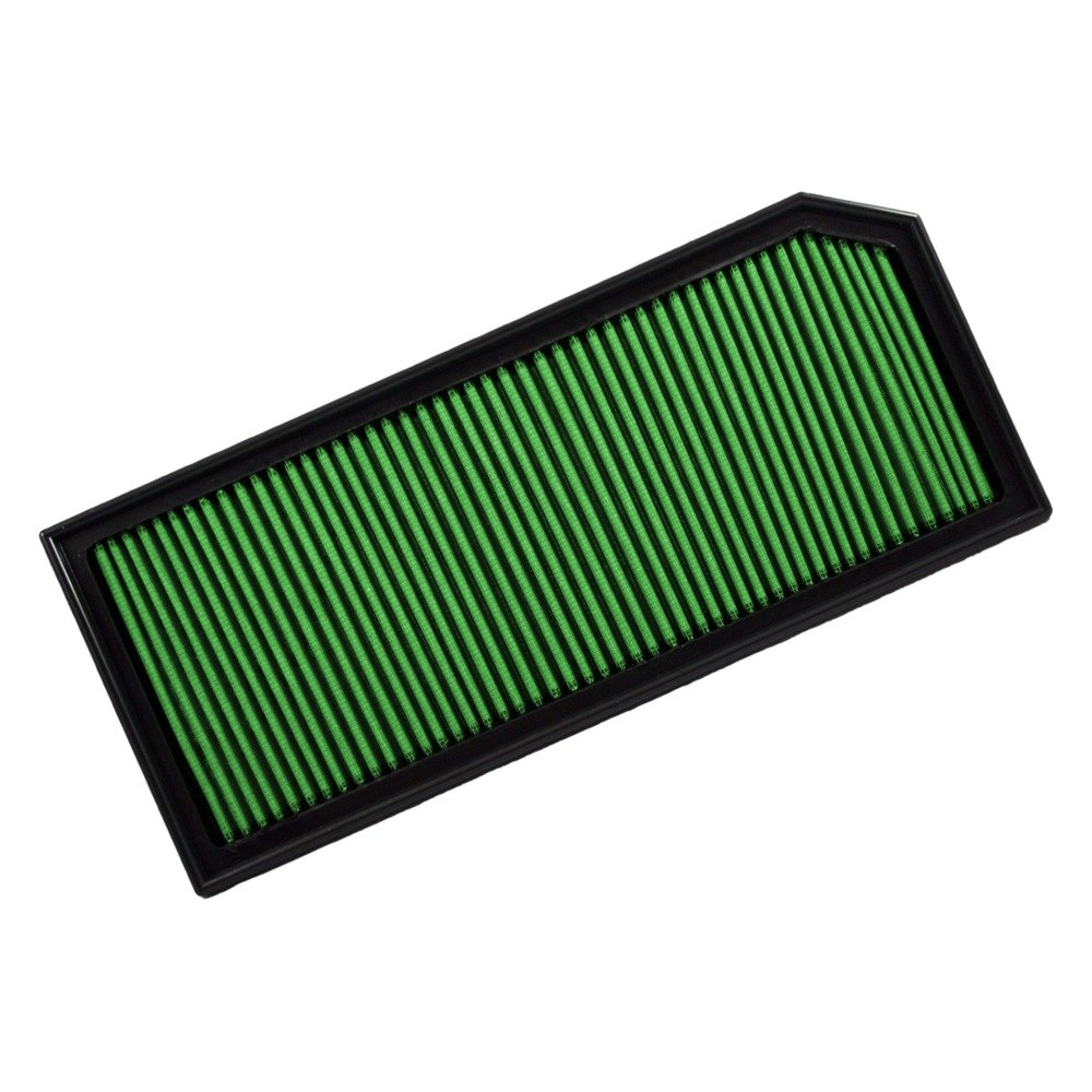 green filter volkswagen jetta  factory replacement air filter