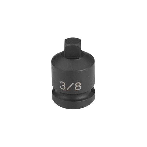 Grey pneumatic pipe plug socket