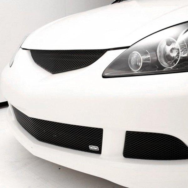 Acura RSX 2005-2006 MX Series Black Fine