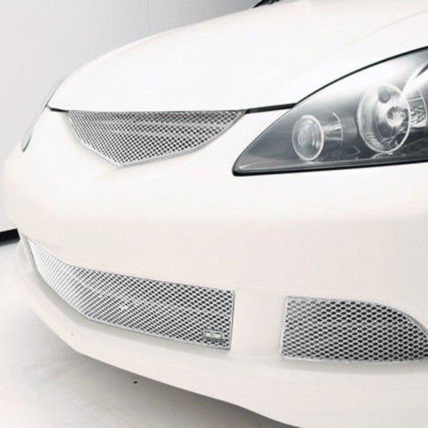 Acura RSX 2005-2006 MX Series Silver Fine