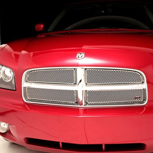 Dodge Charger 2007 MX Series Silver Fine