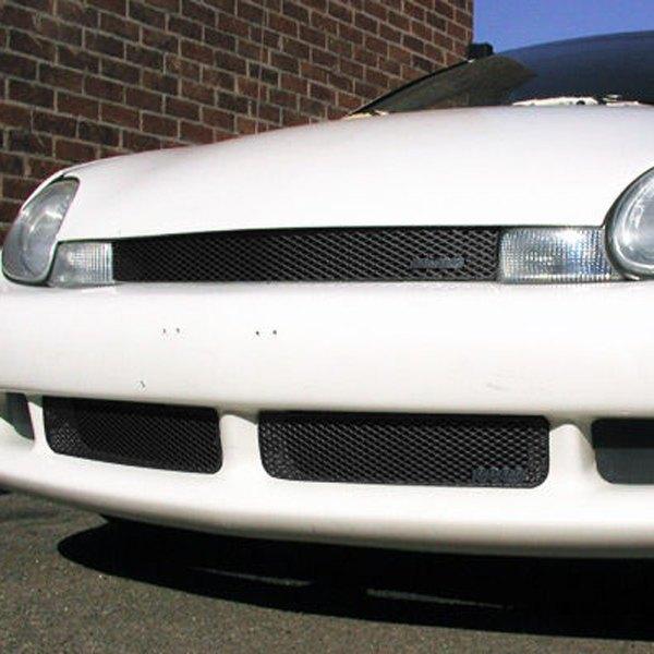 2001 Dodge Neon Engine: Dodge Neon 2001 MX Series Black Fine Mesh Grille