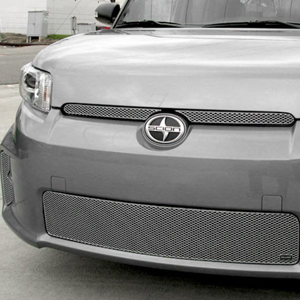 2011 Scion Xb Aftermarket Parts: Scion XB 2011-2015 MX Series Silver Fine