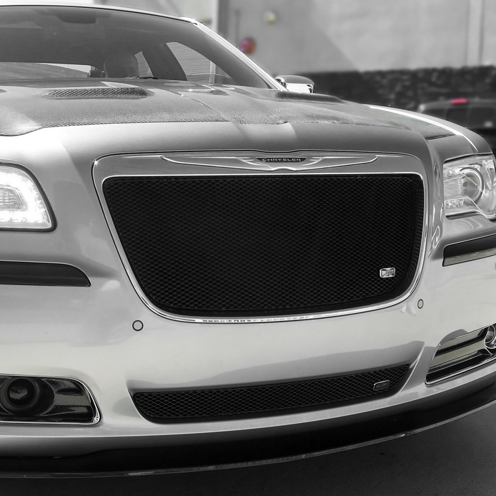 Chrysler 300 Sedan 2012 2-Pc MX Series Black
