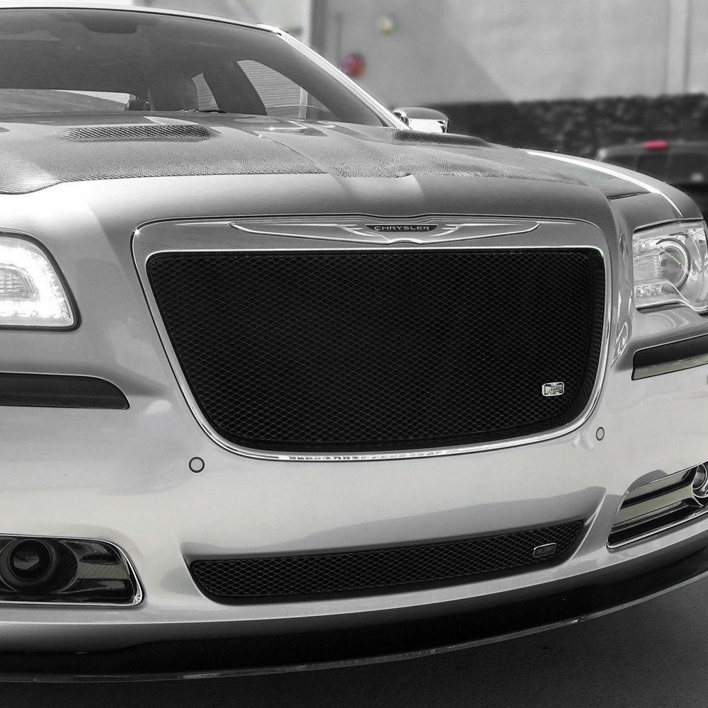 Chrysler 300 Sedan 2012 2-Pc MX Series Black