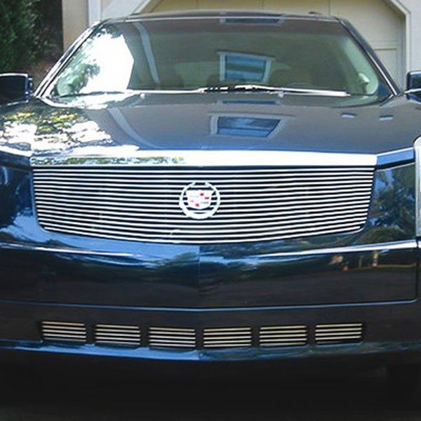 Cadillac SRX 2007 1-Pc BG Series Polished