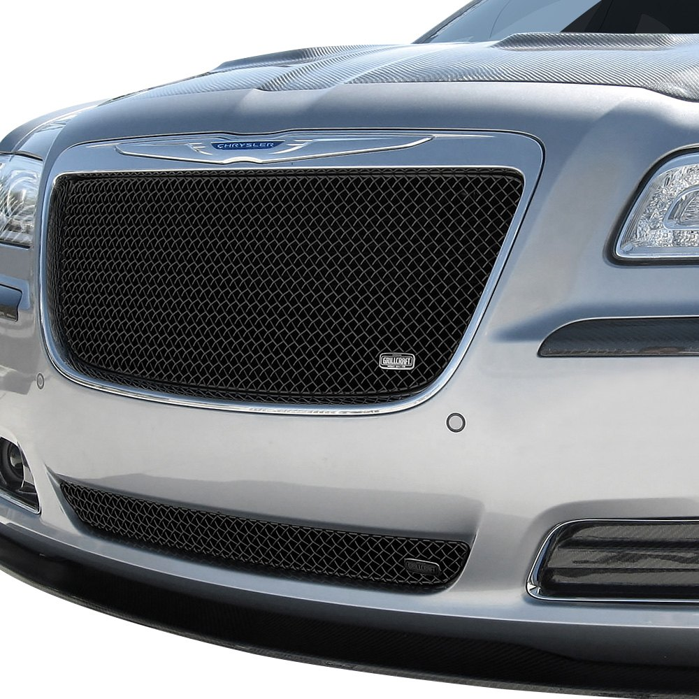 Chrysler 300 Sedan 2012 1-Pc SW Series Black