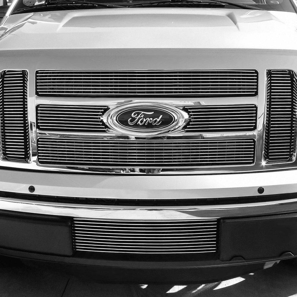 Grille Platinum: Ford F-150 FX2 / FX4 / King Ranch / Lariat