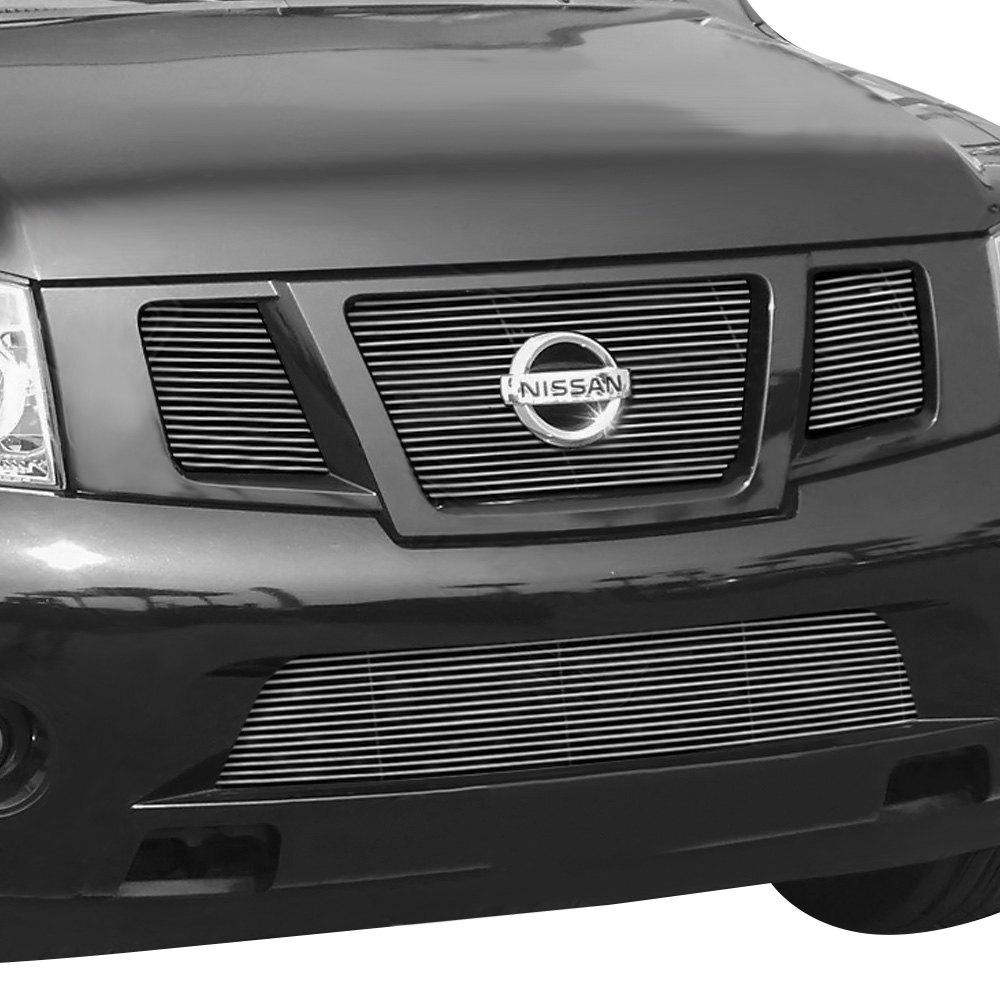 Grille Platinum: Nissan Armada Platinum / SL / SV 2012-2014 3